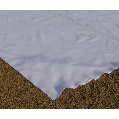 Foto van Blue Ocean Vloerbekleding (200 gr/m2) voor zwembad 9,14 x 4,57 m