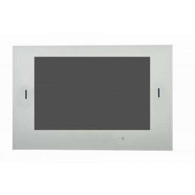 Foto van SplashVision Waterdichte LED TV 22 zilvergrijs