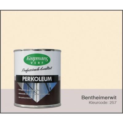 Hoofdafbeelding van Koopmans Perkoleum, Bentheimerwit 257, 0,75L Hoogglans