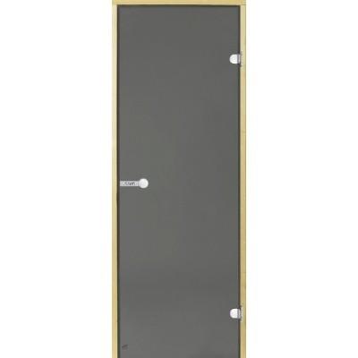 Hoofdafbeelding van Harvia Saunadeur 189x79 cm, grijsglas