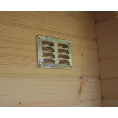 Foto van Azalp Set ventilatieroosters