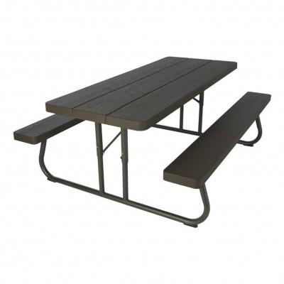 Hoofdafbeelding van Lifetime Opvouwbare picknicktafel