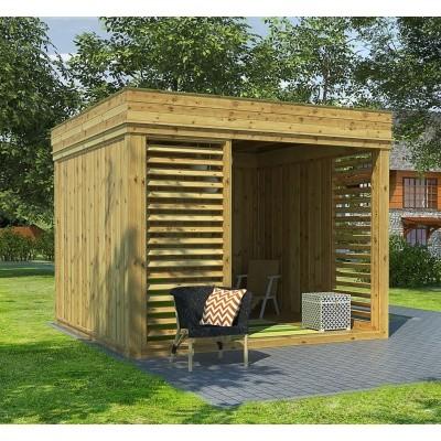 Foto von Viking Garden Cube 1