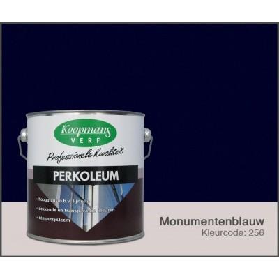 Foto van Koopmans Perkoleum, Monumentenblauw 256, 2,5L hoogglans