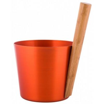 Hoofdafbeelding van Rento Sauna-emmer Steel Oranje