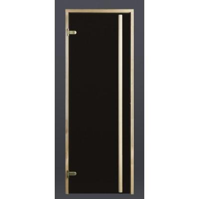 Hauptbild von Ilogreen Saunatür Exclusive 79x199 cm, Bronze 8 mm
