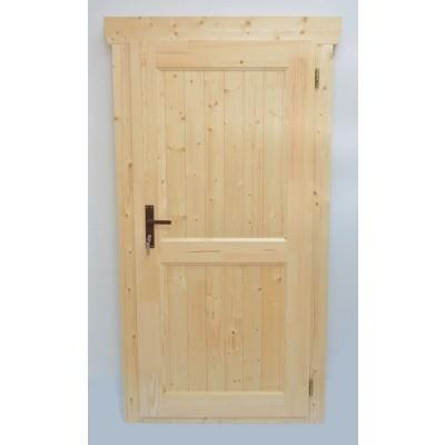 Hauptbild von Azalp Einzeltür mit Holz (90x197 cm)