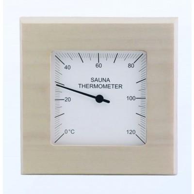 Foto van Sawo Thermometer vierkant Espen (223-TA)