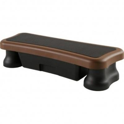Foto van Leisure Concepts SmartStep Junior Walnut/Teak (walnoot/teakhout)