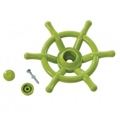 Foto von AXI Steuerrad Boot - lime green