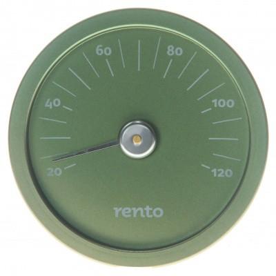 Foto van Rento Thermometer Groen