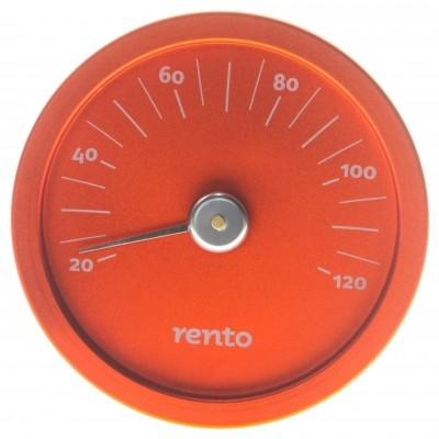 Foto van Rento Thermometer Oranje
