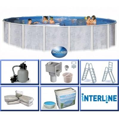 Hauptbild von Interline Diana 490 x 132 cm inclusive-Paket