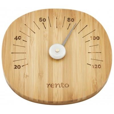 Foto van Rento Thermometer Bamboe