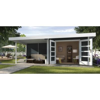 Hauptbild von Weka Designhaus 126 B Gr.1, 590x240 cm anthrazit