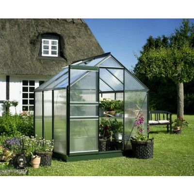 Foto van Royal Well Hobbykas Popular 66 Gecoat polycarbonaat