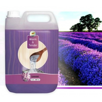 Hoofdafbeelding van Warm and Tender Concentraat Lavendel 5000 ml