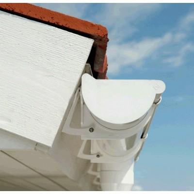 Hoofdafbeelding van Azalp Dakgootset Zadeldak DELUXE 340 cm, Wit O