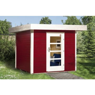 Hauptbild von Weka Designhaus 172 Gr.1, 235x240 cm Schwedenrot