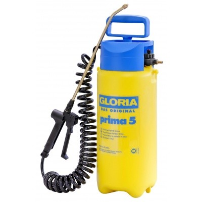 Hoofdafbeelding van Gloria Polyethyleen druksproeier Prima 5- comfort