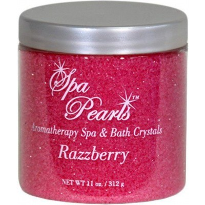 Foto van InSPAration Spa Pearls - Razzberry (312 g)