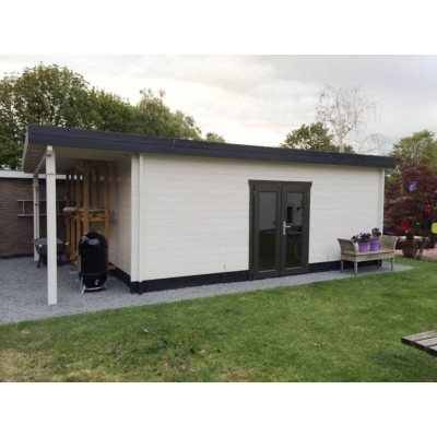 Hauptbild von Azalp Blockhaus Sven 500x300 cm, 45 mm