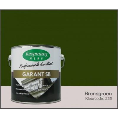 Hauptbild von Koopmans Garant SB, Bronzegrün 236, 2,5L
