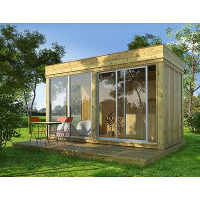 Foto von Viking Garden Cube 5