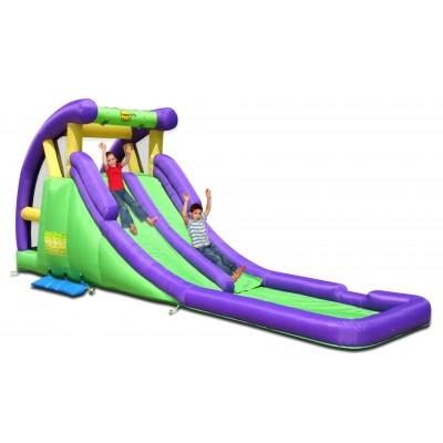 Foto van Happy Hop Double Water Slide