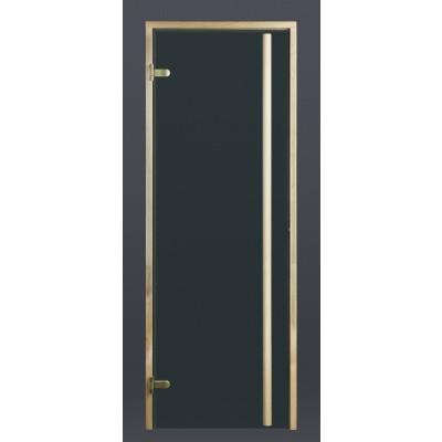 Hoofdafbeelding van Ilogreen Saunadeur Exclusive (Elzen) 69x199 cm, groenglas