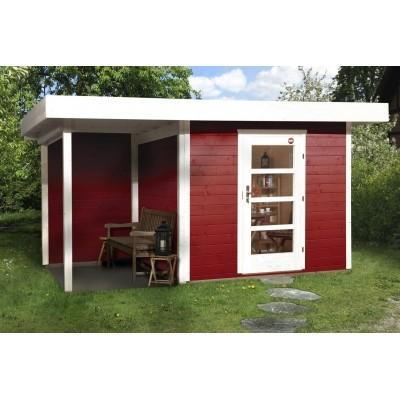 Hoofdafbeelding van Weka Designhuis 172 A Gr.1, 385x240 cm Zweeds rood