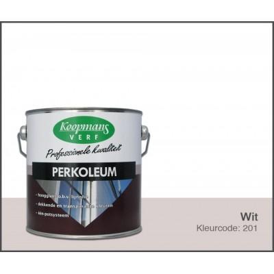 Foto von Koopmans Perkoleum, Weiß 201, 2,5L Seidenglanz