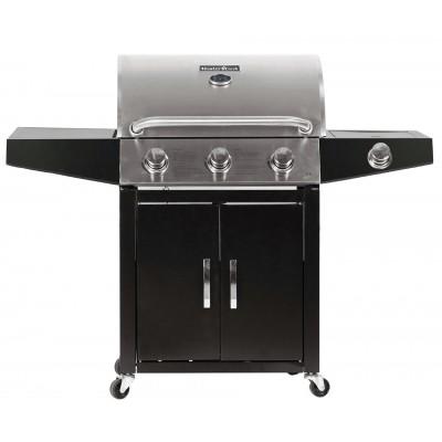 Foto van Master Cook 3+1 Brander Gasbarbecue en Grill