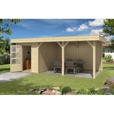Hoofdafbeelding van Outdoor Life Products Living 6030/20 (extra) Blokhut B