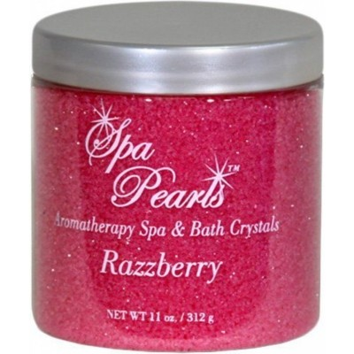Foto van InSPAration Spa Pearls - Razzberry (312 g)