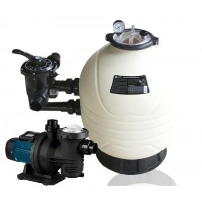 Foto van Royal Blue Filterset 14 m3/u (FCP-550S + MFS24)
