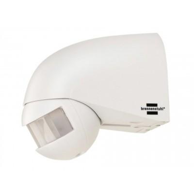 Foto van SLV Bewegingsmelder infrarood IP44 wit, 410861