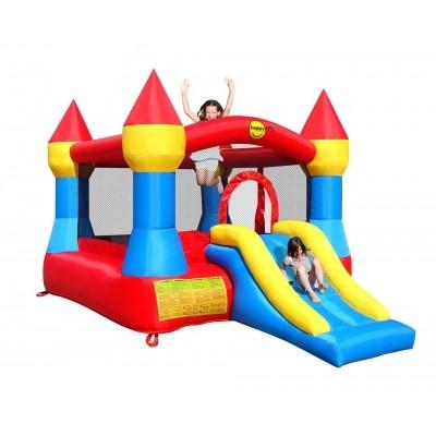 Foto van Happy Hop Castle Bouncer with Slide