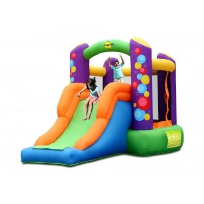 Foto van Happy Hop Combo Bouncer with Slide
