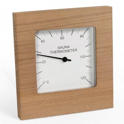 Foto van Sawo Thermometer vierkant Ceder (223-TD)