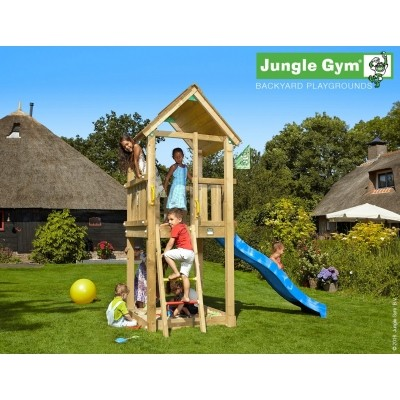 Foto van Jungle Gym Club met Glijbaan