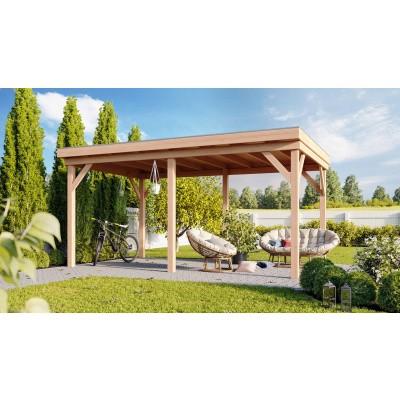 Hauptbild von WoodAcademy Douglasie Gartenlaube Duke 500x300 cm