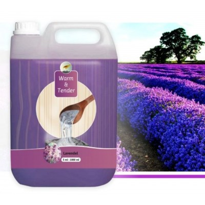 Foto van Warm and Tender Concentraat Lavendel 5000 ml
