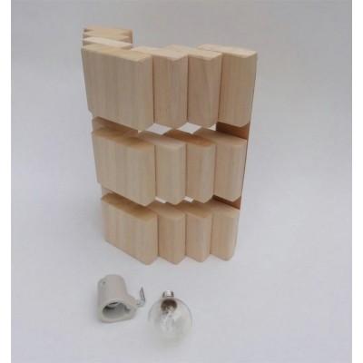 Foto van Liberty Stapel 3 Saunalamp inclusief fitting en bollamp