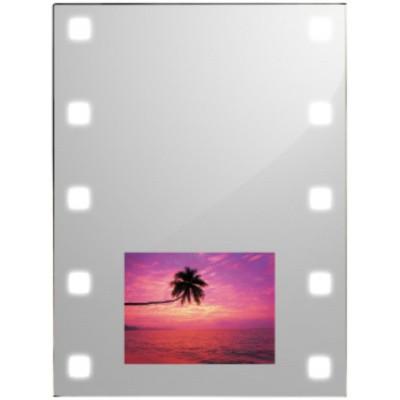 Foto van SplashVision LED Spiegel 10