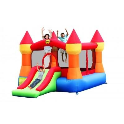 Foto van Happy Hop Castle Bouncer with Slide N