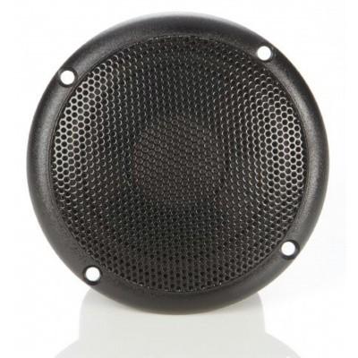 Foto van Hot Orange Sauna speaker tot 120 °C Zwart