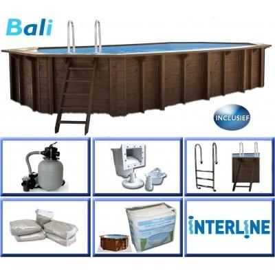 Hoofdafbeelding van Interline Bali 640 x 400 x 136 cm inclusief pakket