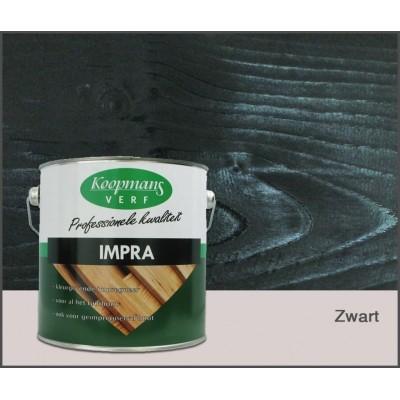 Foto van Koopmans Impra, Zwart, 2,5L