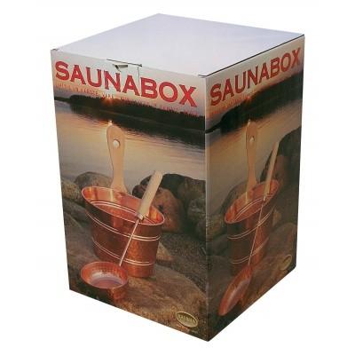 Hoofdafbeelding van Saunia Saunaset Koper